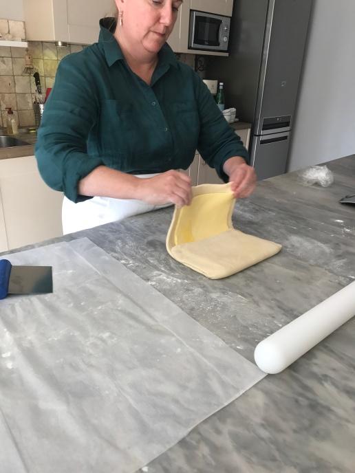 second butter