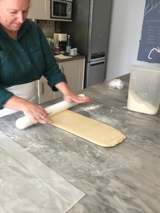 sqare pastry