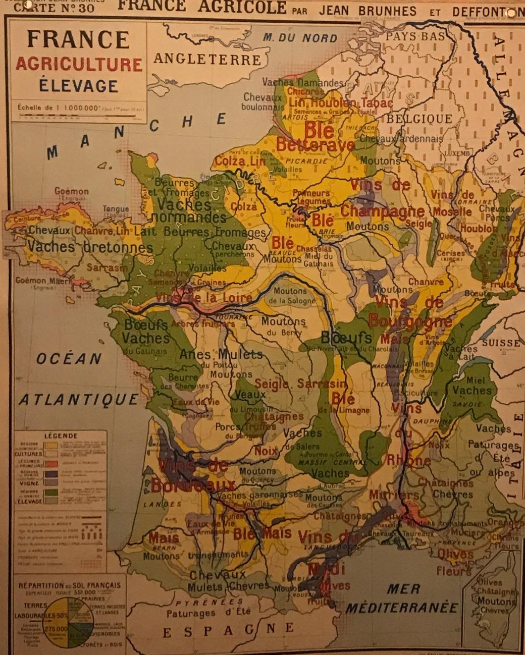 ag map