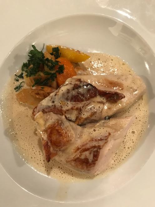 d chicken