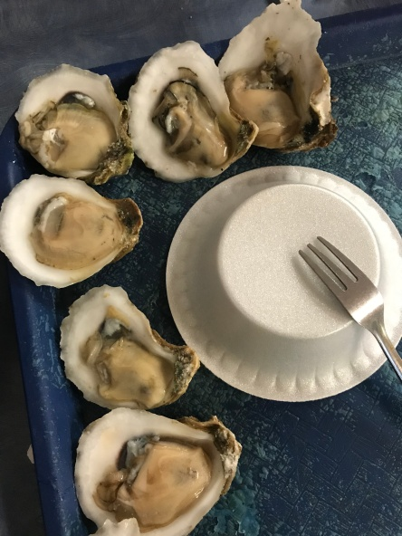 deal oysters